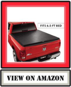TruXedo TruXport Soft Roll Up Truck Bed Tonneau Cover 246901