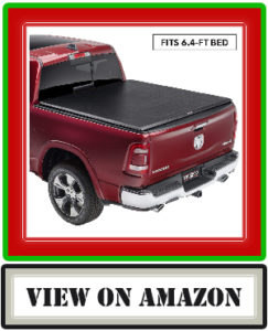 TruXedo Lo Pro Soft Roll Up Truck Bed Tonneau Cover | 547901