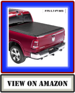 TruXedo Lo Pro Soft Roll Up Truck Bed Tonneau Cover | 585901
