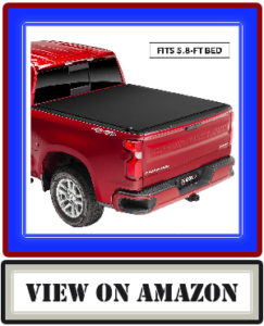 TruXedo Pro X15 Soft Roll Up Truck Bed Tonneau Cover 1479601